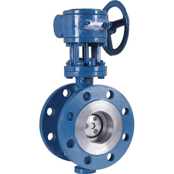 Triple-Offset-Butterfly-Valves