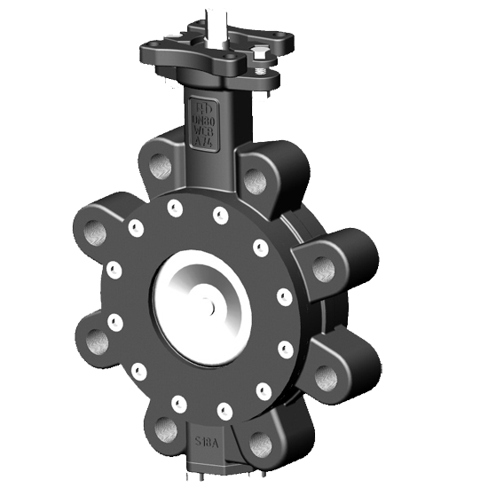 Lug High Performance Butterfly Valves